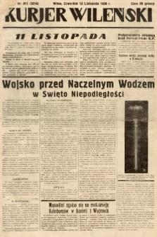 Kurjer Wileński. 1936, nr311