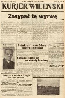 Kurjer Wileński. 1936, nr319