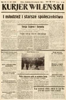 Kurjer Wileński. 1936, nr321