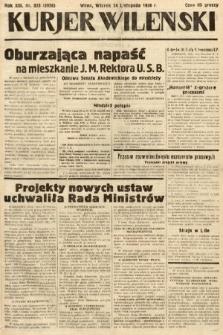 Kurjer Wileński. 1936, nr323
