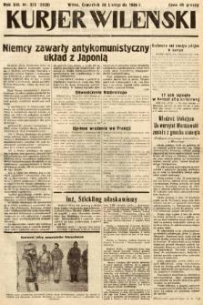 Kurjer Wileński. 1936, nr325