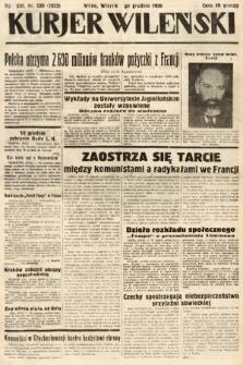 Kurjer Wileński. 1936, nr330