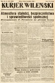 Kurjer Wileński. 1936, nr331