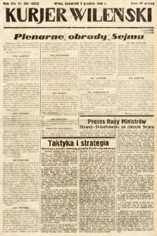 Kurjer Wileński. 1936, nr332