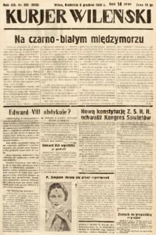 Kurjer Wileński. 1936, nr335