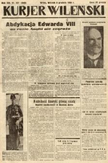 Kurjer Wileński. 1936, nr337