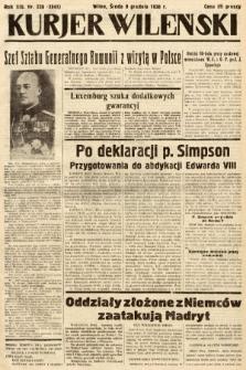 Kurjer Wileński. 1936, nr338
