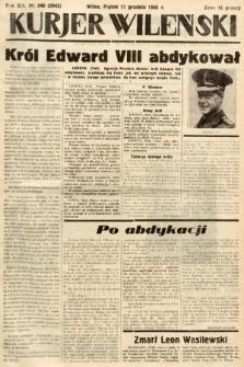 Kurjer Wileński. 1936, nr340