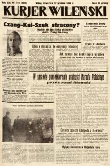 Kurjer Wileński. 1936, nr346