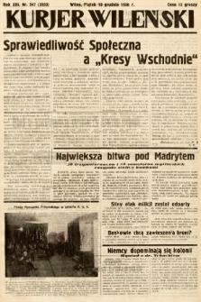 Kurjer Wileński. 1936, nr347