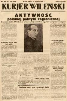 Kurjer Wileński. 1936, nr348