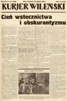 Kurjer Wileński. 1936, nr354