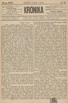 Kronika. 1875, nr8