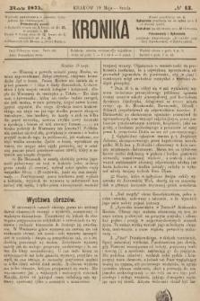 Kronika. 1875, nr13