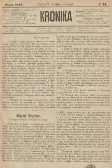 Kronika. 1875, nr14