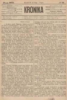 Kronika. 1875, nr15