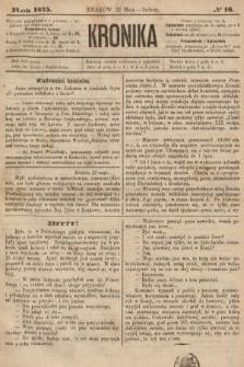 Kronika. 1875, nr16