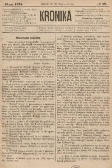 Kronika. 1875, nr19