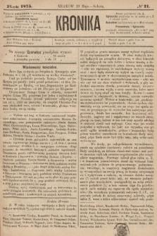 Kronika. 1875, nr21