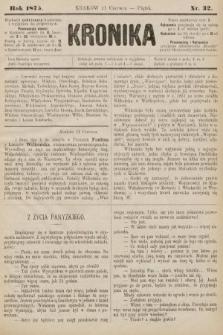 Kronika. 1875, nr32