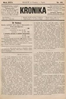 Kronika. 1875, nr44