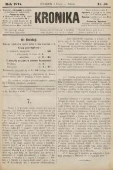 Kronika. 1875, nr50