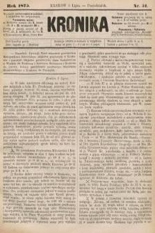 Kronika. 1875, nr51