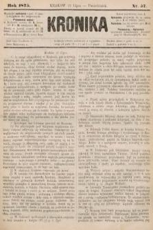 Kronika. 1875, nr57