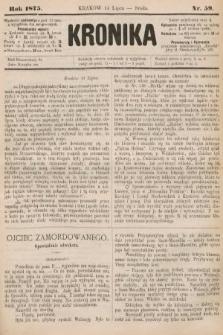 Kronika. 1875, nr59