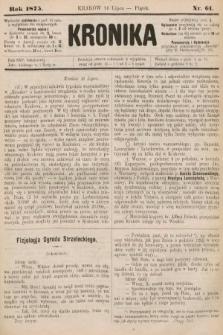 Kronika. 1875, nr61