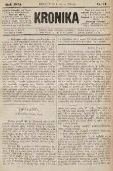 Kronika. 1875, nr64