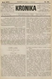 Kronika. 1875, nr66