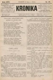 Kronika. 1875, nr68