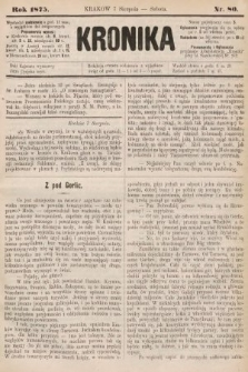 Kronika. 1875, nr80