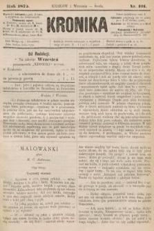 Kronika. 1875, nr101