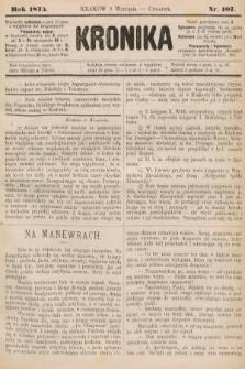 Kronika. 1875, nr107