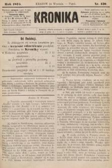 Kronika. 1875, nr120