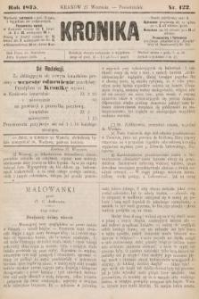 Kronika. 1875, nr122