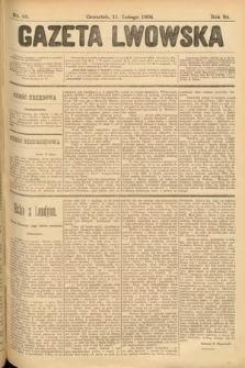 Gazeta Lwowska. 1904, nr33