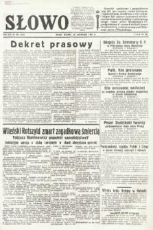 Słowo. 1938, nr322