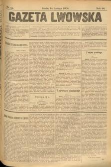 Gazeta Lwowska. 1904, nr44