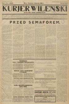 Kurjer Wileński : niezależny organ demokratyczny. 1933, nr1