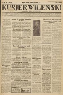 Kurjer Wileński : niezależny organ demokratyczny. 1933, nr2