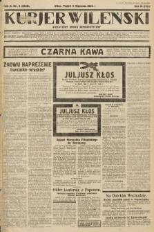 Kurjer Wileński : niezależny organ demokratyczny. 1933, nr5