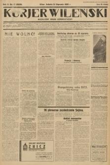 Kurjer Wileński : niezależny organ demokratyczny. 1933, nr17