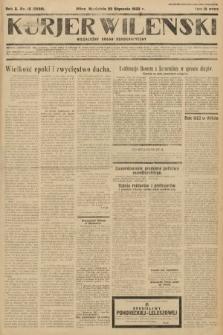 Kurjer Wileński : niezależny organ demokratyczny. 1933, nr18