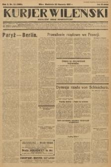 Kurjer Wileński : niezależny organ demokratyczny. 1933, nr24