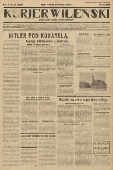 Kurjer Wileński : niezależny organ demokratyczny. 1933, nr25