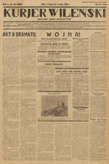 Kurjer Wileński : niezależny organ demokratyczny. 1933, nr49