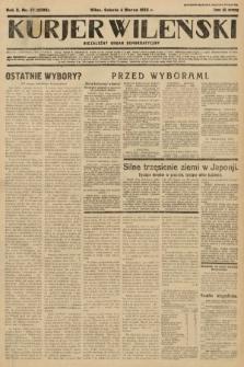 Kurjer Wileński : niezależny organ demokratyczny. 1933, nr57